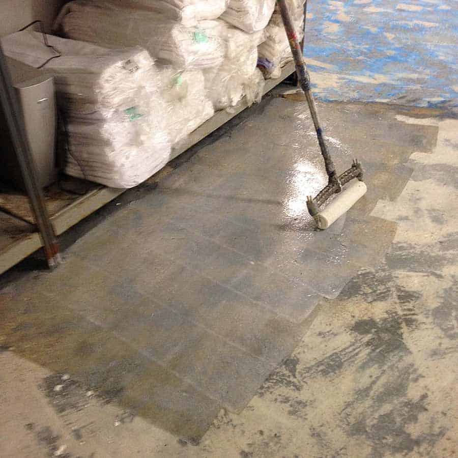 Chemsystems Epoxy Primer Fast Cure Cement Colors