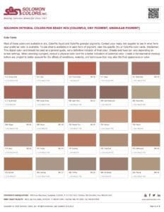 Solomon_Cement Color_Chart_1
