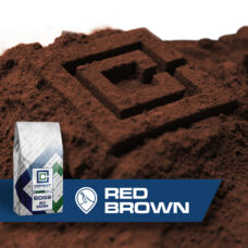 Red Brown - Raw Pigment for Concrete by Cement Colors