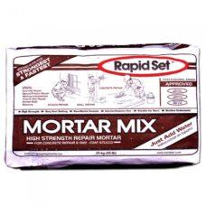 Mortar Mix by Rapid Set - 55 Pound Bag